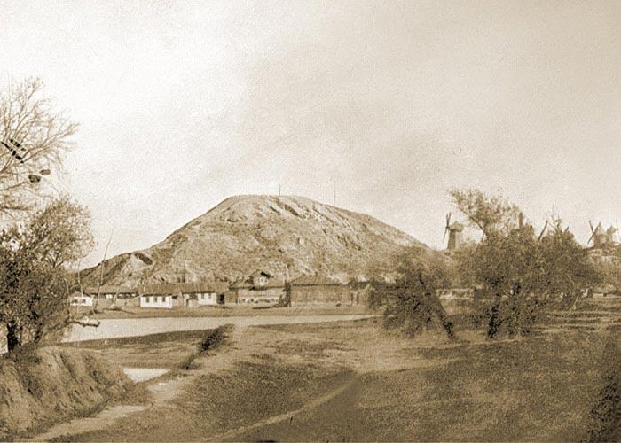 Гипсовая гора